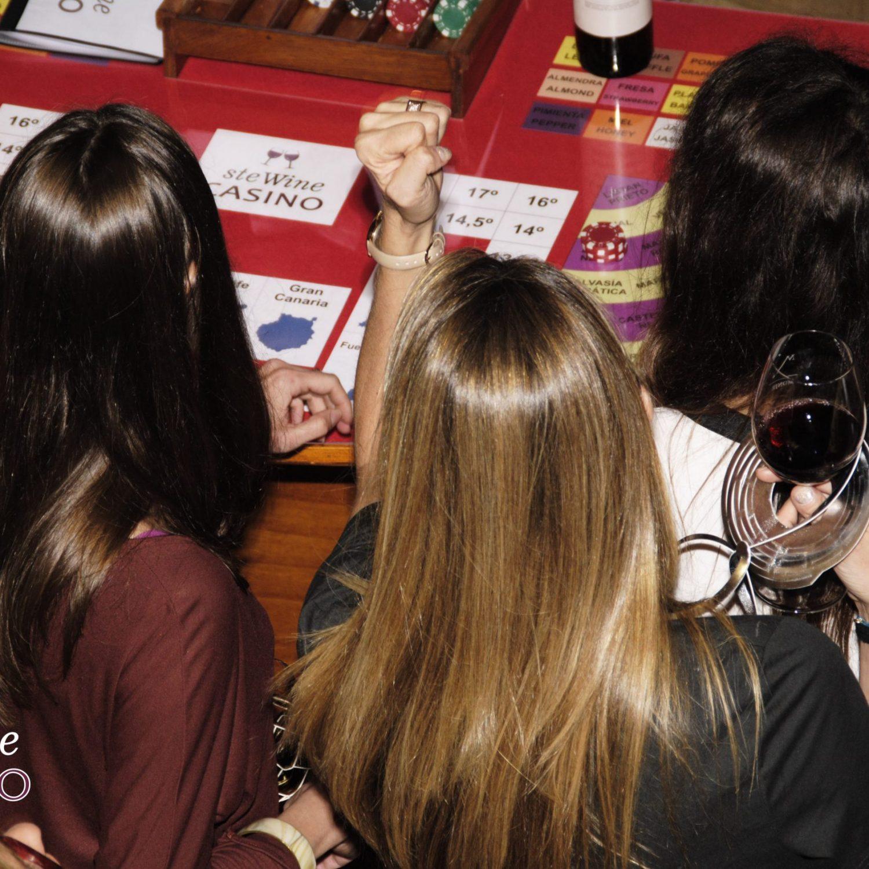 juego del vino steWine