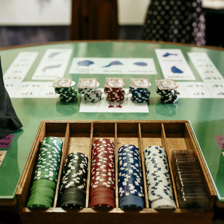 mesa steWine Casino